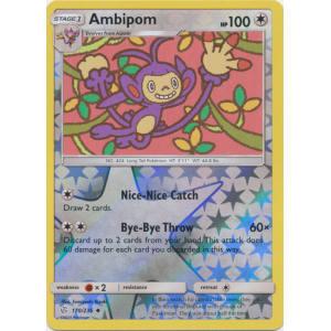 Ambipom - 170/236 (Reverse Foil)