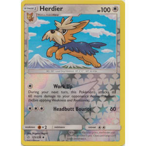 Herdier - 175/236 (Reverse Foil)