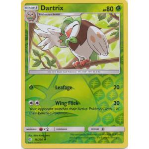 Dartrix - 19/236 (Reverse Foil)