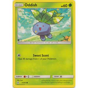 Oddish - 2/236