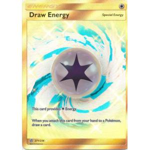 Draw Energy (Secret Rare) - 271/236