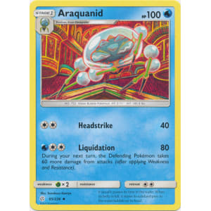 Araquanid - 65/236