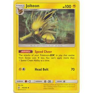 Jolteon - 70/236