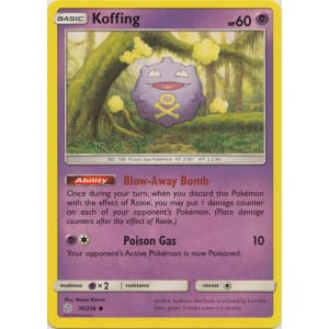 Koffing - 76/236
