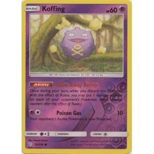 Koffing - 76/236 (Reverse Foil)