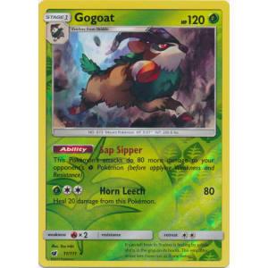 Gogoat - 11/111 (Reverse Foil)