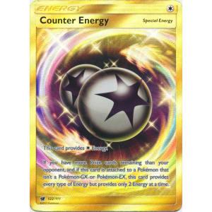 Counter Energy (Secret Rare) - 122/111