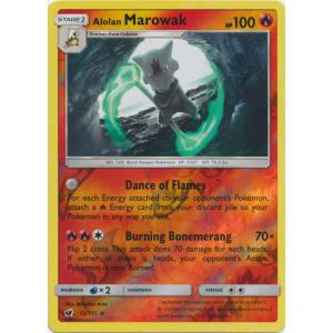 Alolan Marowak - 12/111 (Reverse Foil)