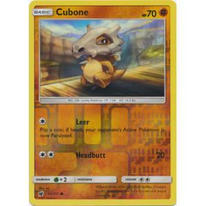 Cubone - 52/111 (Reverse Foil)
