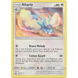 Altaria - 80/111
