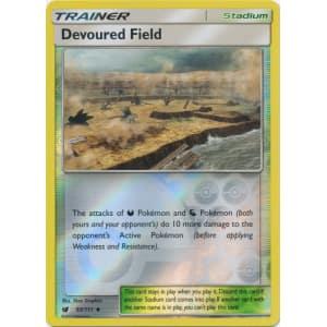 Devoured Field - 93/111 (Reverse Foil)