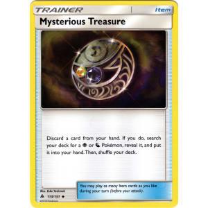 Mysterious Treasure - 113/131