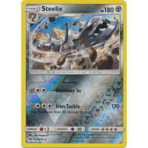Steelix - 125/214 (Reverse Foil)
