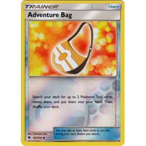 Adventure Bag - 167/214 (Reverse Foil)