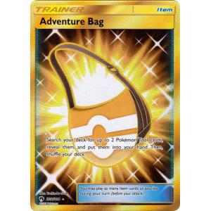 Adventure Bag (Secret Rare) - 228/214