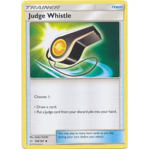 Judge Whistle - 146/181