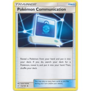 Pokemon Communication - 152/181