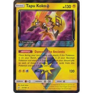 Tapu Koko Prism Star - 51/181