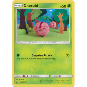 Cherubi - 10/156