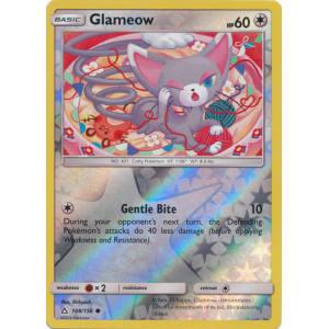Glameow - 108/156 (Reverse Foil)