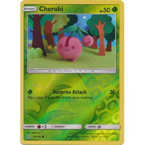 Cherubi - 10/156 (Reverse Foil)