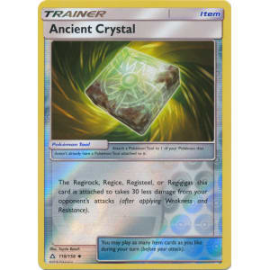 Ancient Crystal - 118/156 (Reverse Foil)