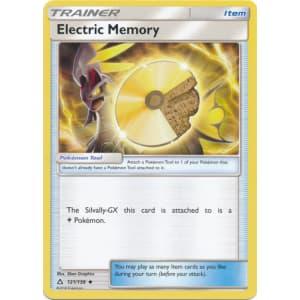 Electric Memory - 121/156