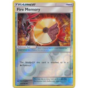 Fire Memory - 123/156 (Reverse Foil)