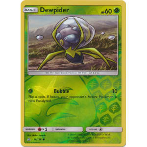 Dewpider - 16/156 (Reverse Foil)