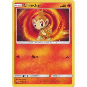 Chimchar - 20/156
