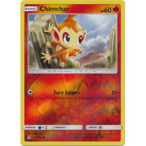Chimchar - 21/156 (Reverse Foil)