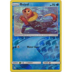 Buizel - 35/156 (Reverse Foil)