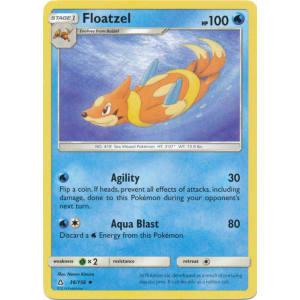 Floatzel - 36/156