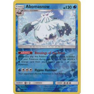 Abomasnow - 38/156 (Reverse Foil)
