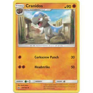 Cranidos - 64/156
