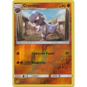 Cranidos - 64/156 (Reverse Foil)