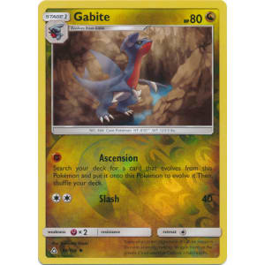 Gabite - 98/156 (Reverse Foil)