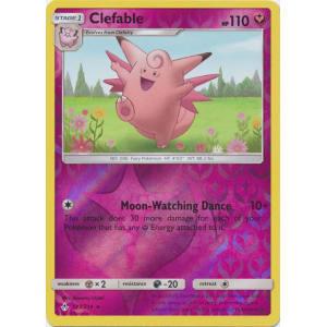 Clefable - 133/214 (Reverse Foil)