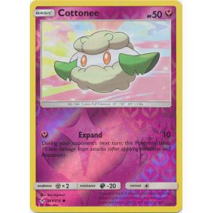 Cottonee - 139/214 (Reverse Foil)