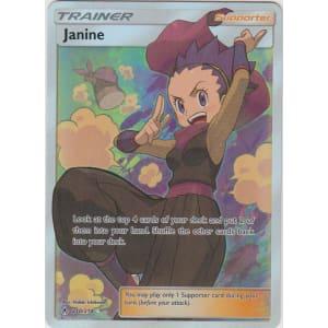 Janine (Full Art) - 210/214
