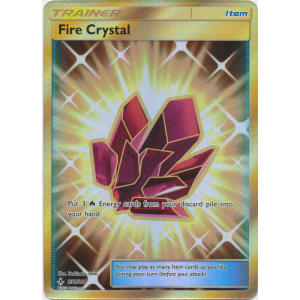 Fire Crystal (Secret Rare) - 231/214