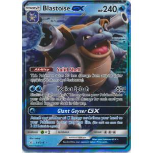 Blastoise-GX - 35/214