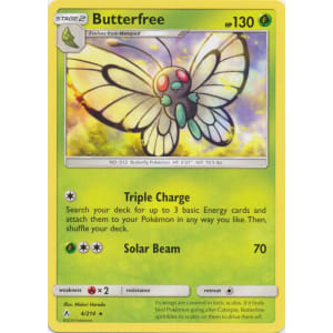 Butterfree - 4/214