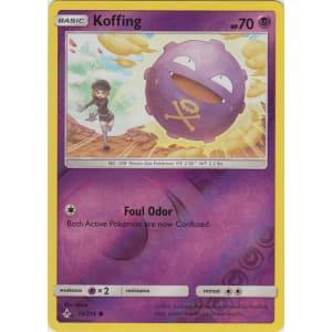 Koffing - 73/214 (Reverse Foil)