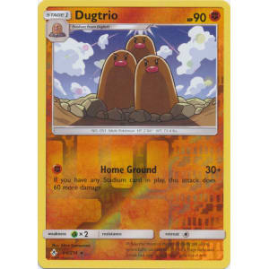 Dugtrio - 86/214 (Reverse Foil)