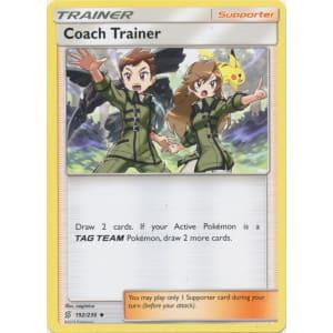 Coach Trainer - 192/236