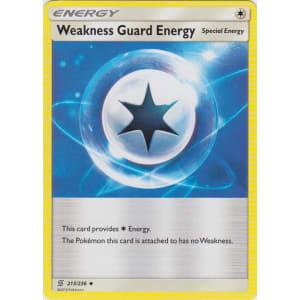 Weakness Guard Energy - 213/236
