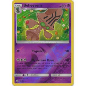 Beheeyem - 91/236 (Reverse Foil)