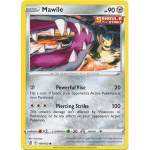 Mawile - 100/163