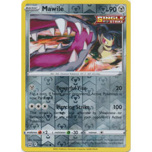 Mawile - 100/163 (Reverse Foil)